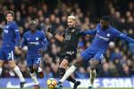 Prestation de grande qualité de Mahrez face à Chelsea