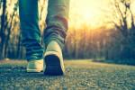Les bienfaits d'une promenade à pied quotidienne