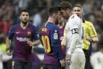 la ligue espagnole réclame l'inversion du Clasico