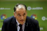 Les menaces du président de la Ligue contre le Barça