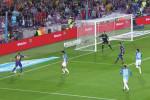 Une erreur d'arbitrage favorable au Barça face à Malaga (Vidéo)