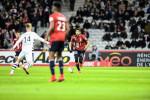 La passe décisive de Benzia face à Rennes (Vidéo)