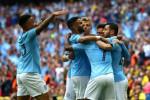 Mahrez et les Citizens remportent la FA Cup