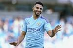 Mahrez parmi le top 10 des meilleurs joueurs en Europe