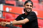 Guardiola explique comment Mahrez a été autorisé à jouer