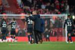 Guardiola s'excuse auprès de Gabriel Jesus pour avoir demandé à Mahrez de tirer le penalty
