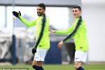 L'étonnant maillot de Mahrez et ses coéquipiers (Photos)