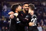 Mahrez atteint la barre des 50 buts en Premier League