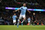 Mahrez ne se focalise pas sur l'écart avec Liverpool