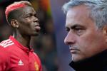 Mourinho s'agace sérieusemnt au sujet de Pogba