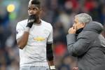 La réponse de Pogba sur les tensions avec Mourinho !