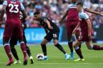 Mahrez double passeur décisif face à West Ham (Vidéo)
