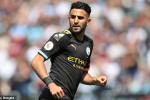 Mahrez remplaçant face aux Spurs