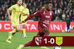 Boulaya décisif lors de la victoire face à Nantes et Abeid