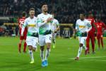 Pour un arrière-gauche, marquer deux buts face au Bayern est extraordinaire