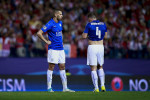 Newcastle prêt à échanger Mitrović avec Slimani