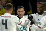 Doublé pour Rayan Cherki face à Nantes