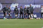 Brahimi et ses coéquipiers préparent le choc face au Benfica