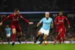 City domine les Reds, Mahrez est resté sur le banc