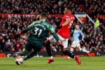 Mahrez et Man City chutent dans le derby de Manchester