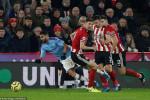 Mahrez un des meilleurs de son équipe lors de la victoire face à Sheffield