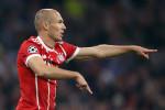 Robben lance les hostilités
