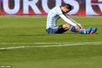 L'Argentine replonge sans Messi