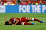 Le mauvais geste de Ramos qui provoque la sortie de Salah (Vidéo)