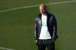 Zidane annonce la couleur pour le recrutement !