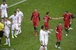 Ronaldo est triste est la situation serait tendue avec son club
