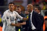 Zidane défend Cristiano Ronaldo