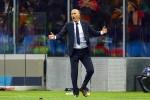 Zidane entre dans l'histoire !