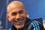Zidane met un frein aux rumeurs sur Ronaldo