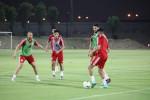 Une bonne nouvelle enregistrée lors du dernier entrainement des Verts à Doha