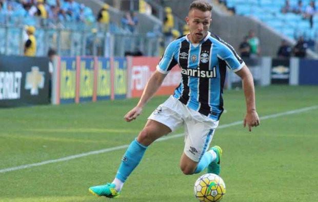 Mercato, une délégation au Brésil pour finaliser Arthur Melo — Barça