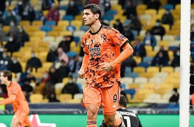 La Juventus ne se fait pas piéger en Ukraine — Ligue des champions