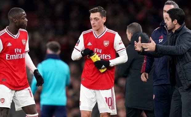 Emery n'était pas chaud pour Pépé — Arsenal