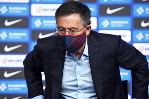 Bartomeu plus que jamais en danger — Barça
