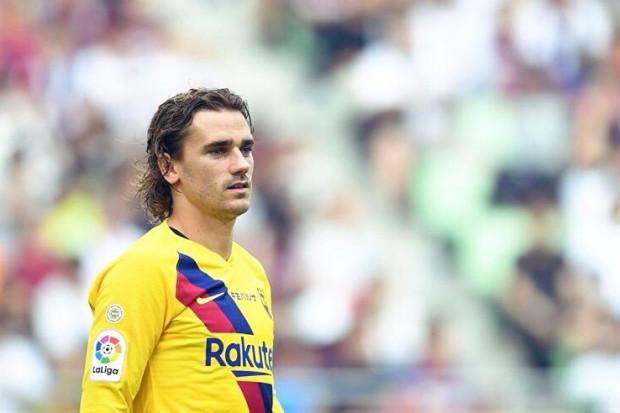 Barça : première au Camp Nou pour Antoine Griezmann