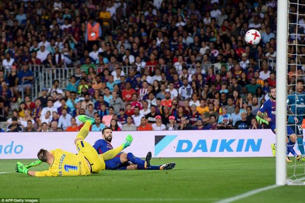 Supercoupe d'Espagne: Le Réal trop fort pour le Barça