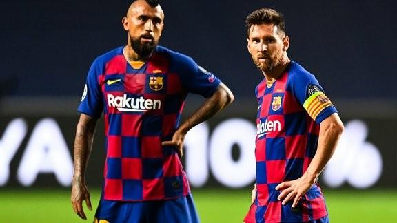 Vidal va manquer à Messi — Barça