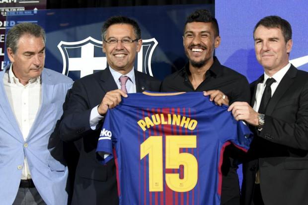 Un ancien coéquipier de Messi le taille devant CR7 — FC Barcelone