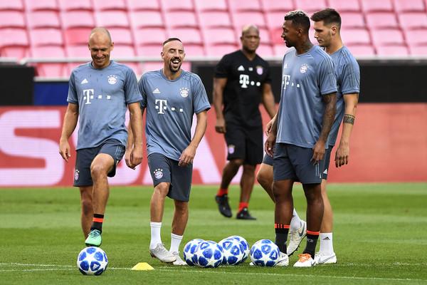 Kovac évoque la blessure de Coman - Fil info - Allemagne - Etranger