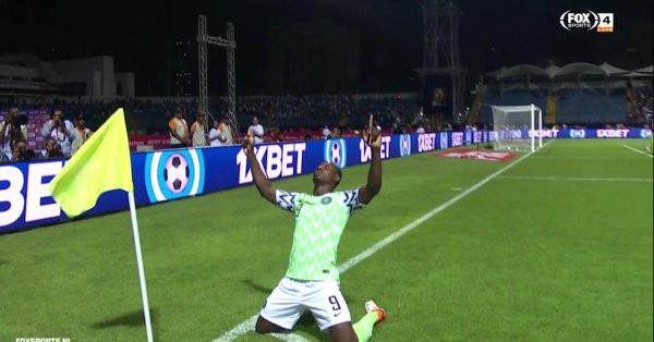 CAN 2019 : le Nigeria l'emporte difficilement face au Burundi (Vidéo)