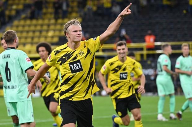 International : Dortmund : Haaland ne rejouera plus de l'année 2020