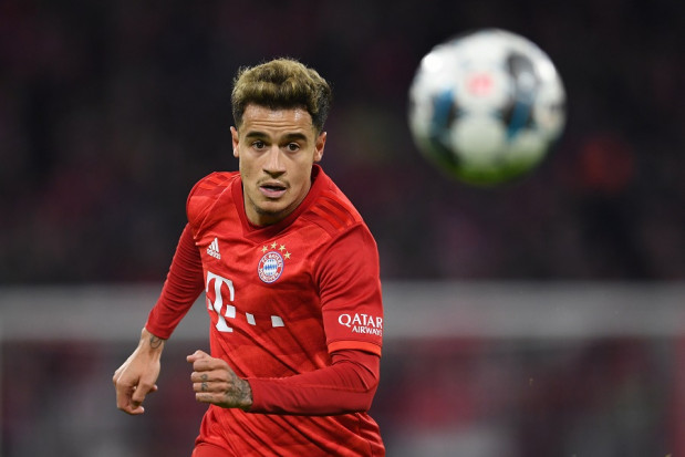 Coutinho de retour en Serie A — Mercato Bayern