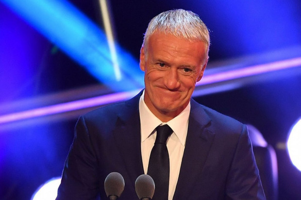 Equipes de France - Didier Deschamps invité de la FIFA