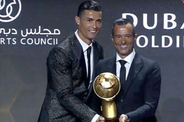 Deschamps et Cristiano Ronaldo récompensés — Globe Soccer Awards