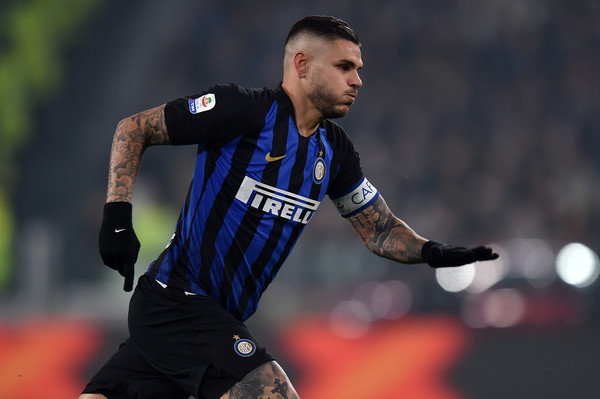 Icardi, capitaine destitué — Inter