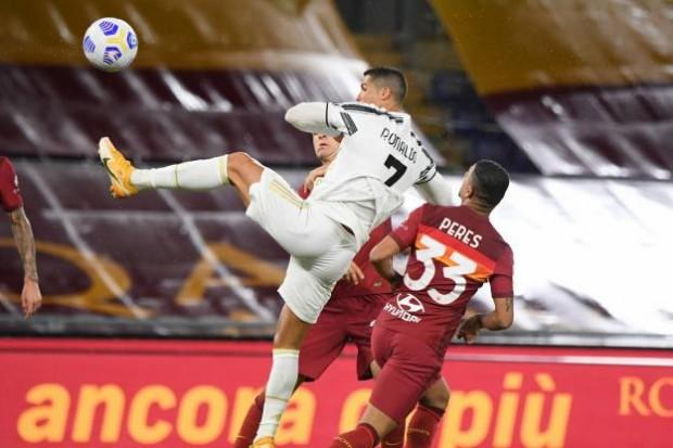 Ronaldo sauve la Juventus — Ita